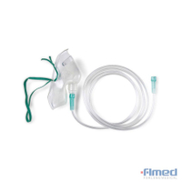 Pediatric Disposable Oxygen Masks with tubing