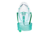 Standard Disposable Simple Oxygen Mask (Adult)