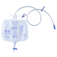 Luxury Urinary Drainage Bag with Anti Reflux Device 2000Ml